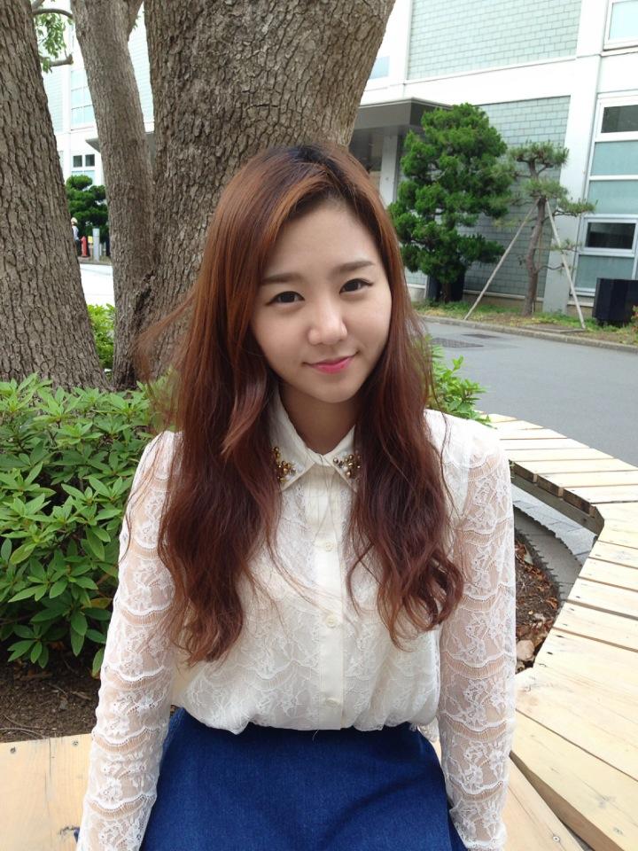 留学生 Minji