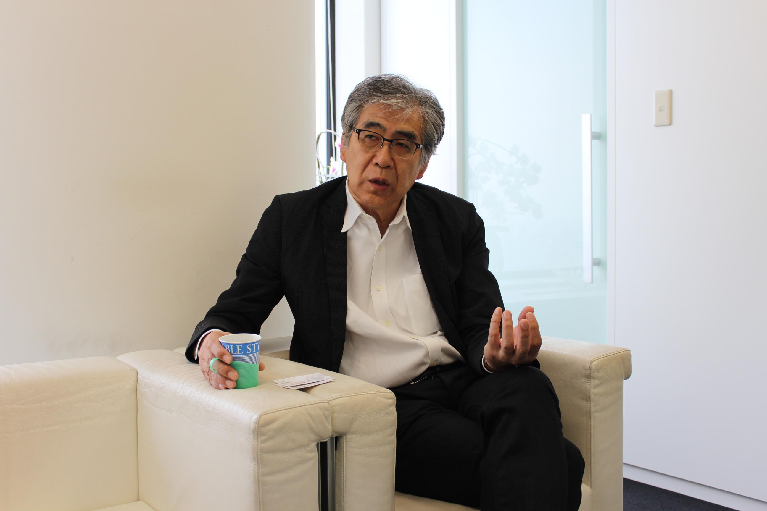 Nanjo Fumio (Director Curator, Mori Art Museum)