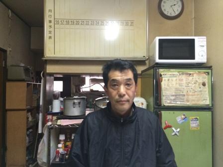 Makoto Morozumi at the ASA Kugahara