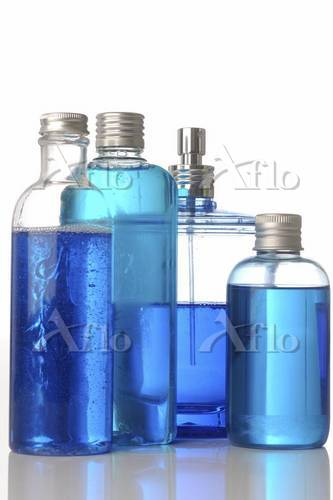 Skin care products account for 46% of the sales of cosmetics.(Aflo)